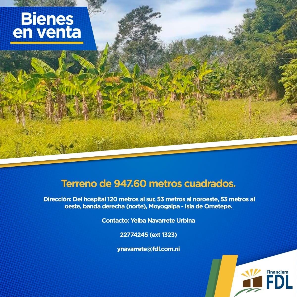 bienes-en-venta_Terreno_ Moyogalpa Isla de Ometepe_2020